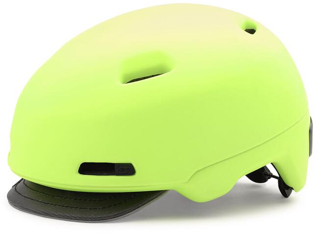 Giro Sutton MIPS Fietshelm, matte highlight yellow